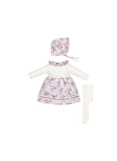 Babydolle Elbise Beyaz